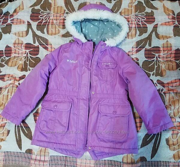 Куртка 3 в 1 с подстежкой OshKosh