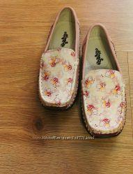 Туфли новые, кожа