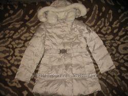 Пальто зимнее GEOX пуховое