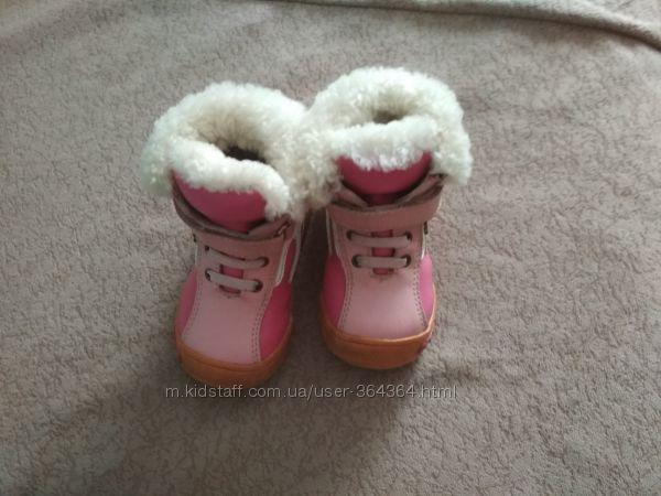 Чобітки зимові