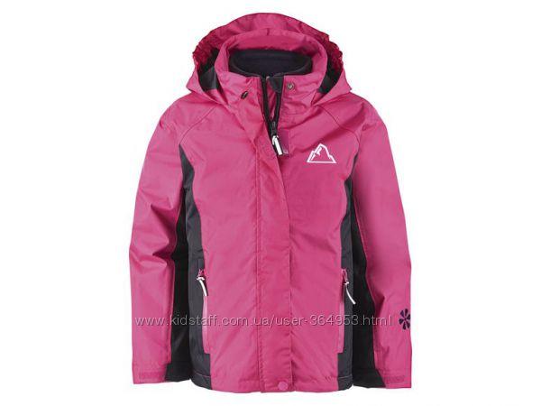 Куртка демисезонная для девочки CRIVIT р. 110-116