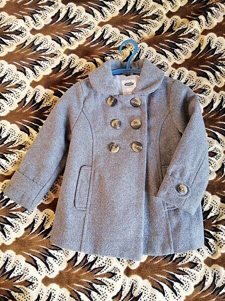 Пальто весна-осень Old Navy 2T