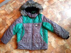 Зимняя куртка с подстежкой, 5-7 лет