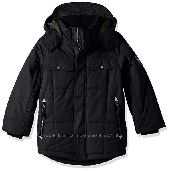 Зимняя парка куртка BIG CHILL.  Размер 4Т. Boys quiltd Expedition jacket