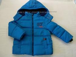 Продам куртку зимнюю Cool Club р. 98 для мальчишки
