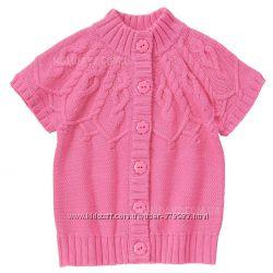 Теплый жилет-свитер Gymboree США возраст 3-4 года в наличии