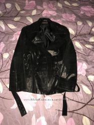 Кожаная куртка р 46-48 из Роксана