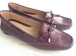 Туфли Geox кожа, размер 35, стелька 23 см. Узкая нога