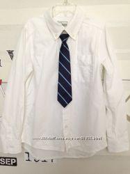Рубашки, поло школьные GAP, M&S 7-8 лет, в идеале