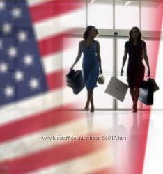Магазины США-HM Amazon 6pm ebay RL UGG uspoloassn C21 и другие