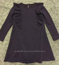 Платье Сарафан в школу VidOli рост 146 на 11 лет