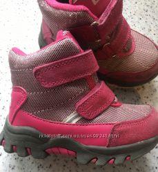Ботинки осень зима Reima  LASSIE TEC стелька 15, 5 см.