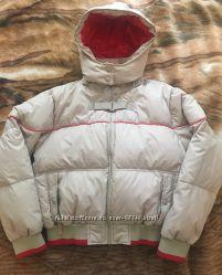 куртка LOFT пух перо размер S
