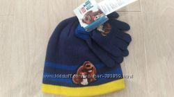 Комплект Pets  шапка   перчатки