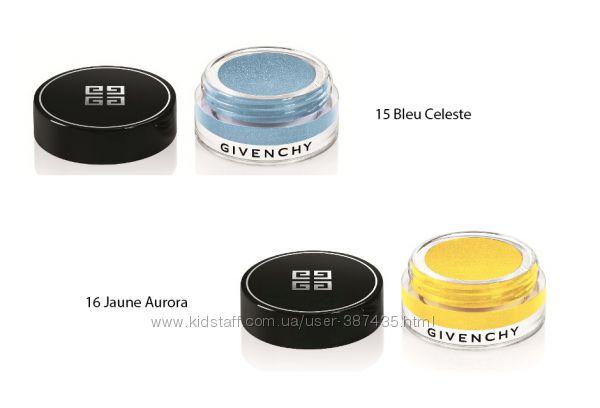 Продам кремовые тени Givenchy Ombre Couture 15 Blue Celeste, тестер, лимитк