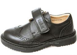 Модные туфли-окcфорды  26-31р Сказка