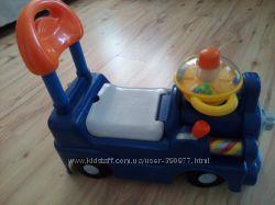 Машинка паравозик Chicco