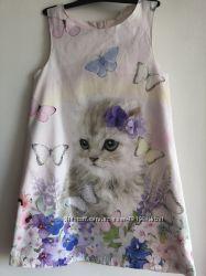 Платье H&M рост 110см 5 лет