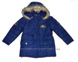 Куртка для мальчика Слава цвет синий 8017