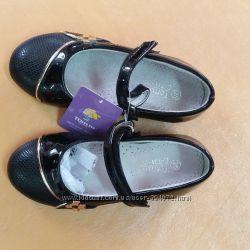Новые туфли 26р 16, 5см ТОМ. М для девочки