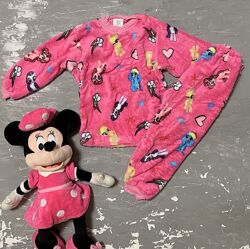 Теплые пижамки для девочек