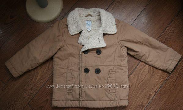 Демисезонная куртка OldNavy на 3-5 лет