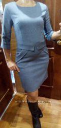Платье осень р. 44