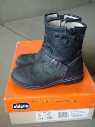 Ботинки Chicco 31 размер Кожа