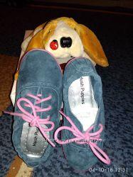 Великолепные туфельки для принцессы - hush puppies, стелька 17. 2