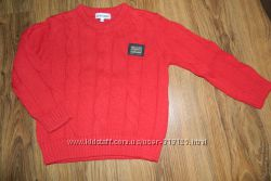 свитер на мальчика 4-5л.