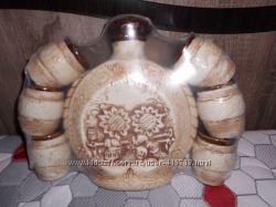 Глиняная и керамическая посуда Разная очеееень дешево