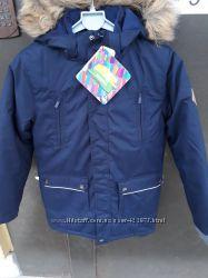 Huppa 2019  зимняя куртка парка для мальчика