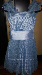 Плаття нарядне на 6-7 років.