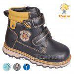 ботиночки зима Том. м 21-26р