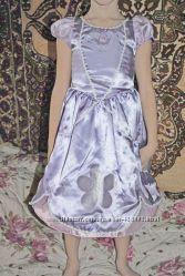 Платье Принцессы Софии на 3 года двухстороннее DisneyStore