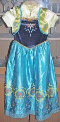 Платье Анны Frozen на 10-11 лет Весенне торжество