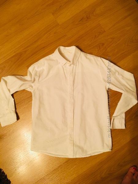 Рубашка Mango 11-12 лет рост 152
