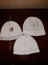 Осенние шапки для малышей от Chicco