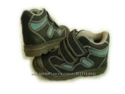 Кожаные ботиночки на мальчика Bonaparte размер 22 и 24