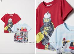 Фирменные футболочки маечки  рубашки регланы от тм Matalan , НМ Англия