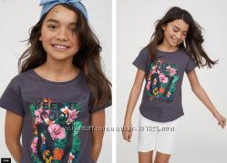 Топы, футболки для взрослых девочек от НМ