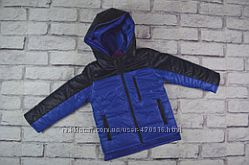 Куртка детская деми 104-140 рост 2 цвета