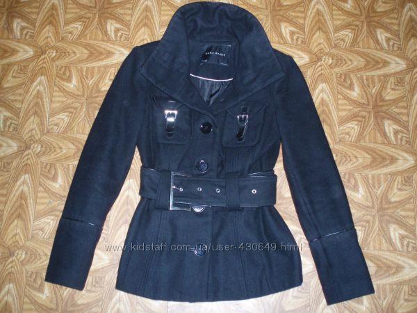 Пальто демисезонное ZARA BASIC, размер S