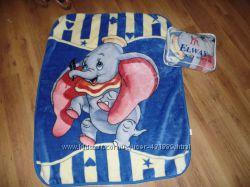 Яркие пледы-одеяла для малышей