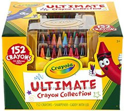 Набор Crayola Ultimate Crayon Collection, 152 Pieces, Art Set