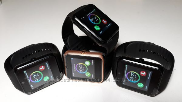 Смарт часы телефон Smart Watch A1. DZ09. GT08. Y1. X6. Q18 умные часы