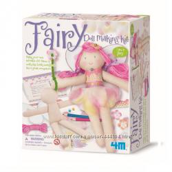 Набор для творчества Кукла-фея 4M