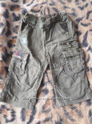 Джинсовые штаны на мальчика 1-2 года