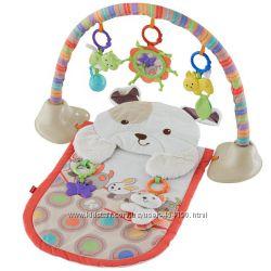 Детский развивающий коврик 3-в-1 Маленькая собачка Fisher Price