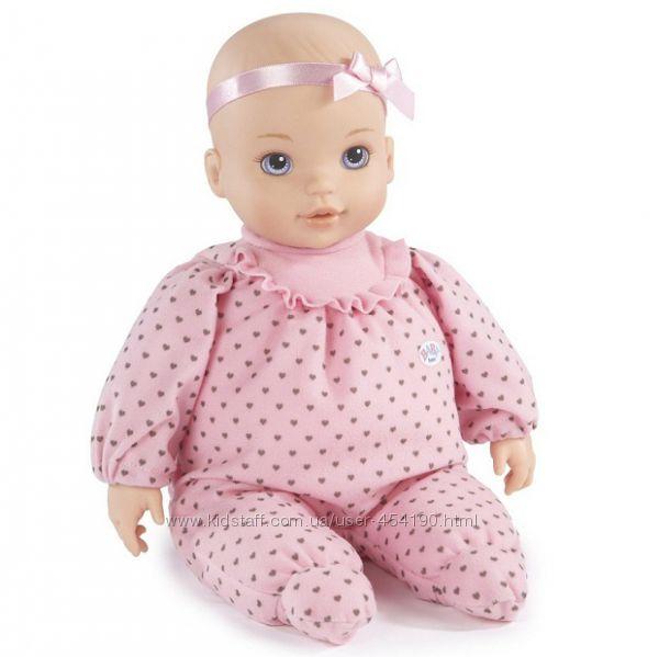 Кукла Baby Born с мягким телом Я умею кувыркаться Zapf Creation 913884